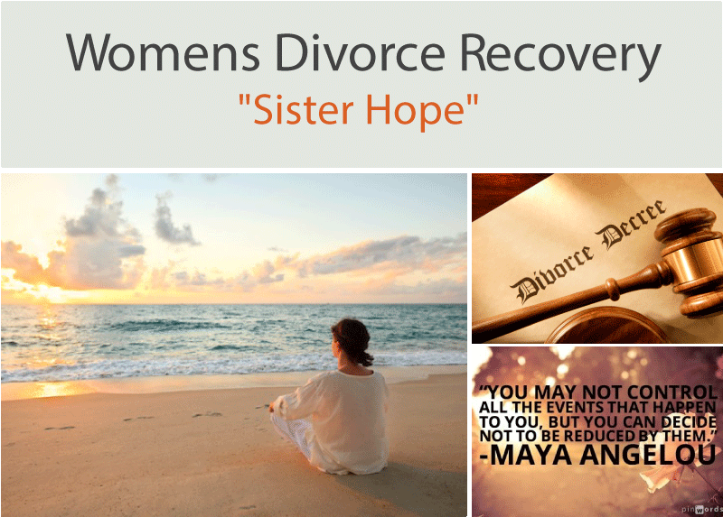 Sister Hope - Women's Divorce Recovery