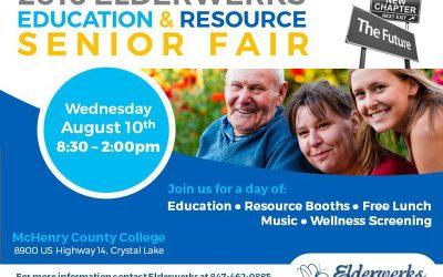 Reminder: Elderwerks Senior Fair