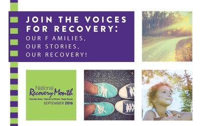 National Recovery Month 2016