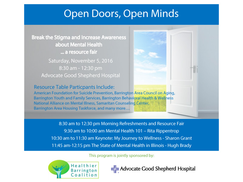 Open Doors, Open Minds