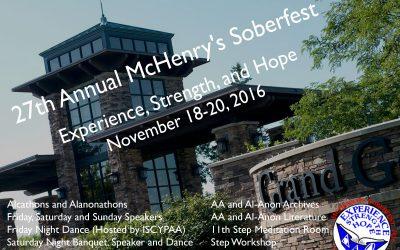 27th Annual McHenry Soberfest