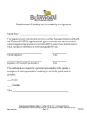 This document is for you information and outlines your rights and BBHW's responsibilities in regard to HIPAA and your privacy.