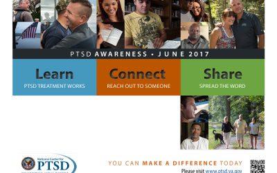 PTSD Awareness Month