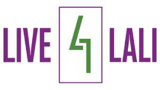 Logo of, and link to, the Live 4 Lali Community Resource Center in Arlington Heights, Illinois. For more information, contact Barrington Behavioral Health & Wellness at 888-261-2178