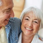 Picture of a loving, smiling elderly couple happy in their retirement. Join Barrington Behavioral Health and Wellness in the Resource Area at the Elderwerks Annual Senior Fair, August 8, 2018, at McHenry County College. For information on how to care for your loved ones, call Barrington Behavioral Health and Wellness at 888-261-2178 or email: help@barringtonbhw.com