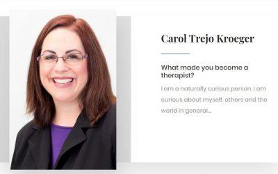 Get to Know Carol Trejo Kroeger
