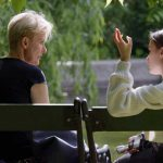 Image of mother and daughter sitting on a park bench in intimate conversation, mother attempting to understand her daughter and a daughter hoping her mother does. Communication is essential to a healthy relationship no matter with whom. If you need tips on communicating effectively we can help.Contact Barrington Behavioral Health & Wellness: 888-261-2178 or help@barringtonbhw.com